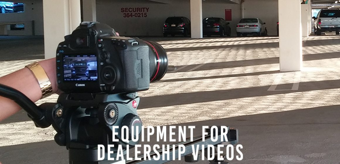 equipment-for-dealership-videos