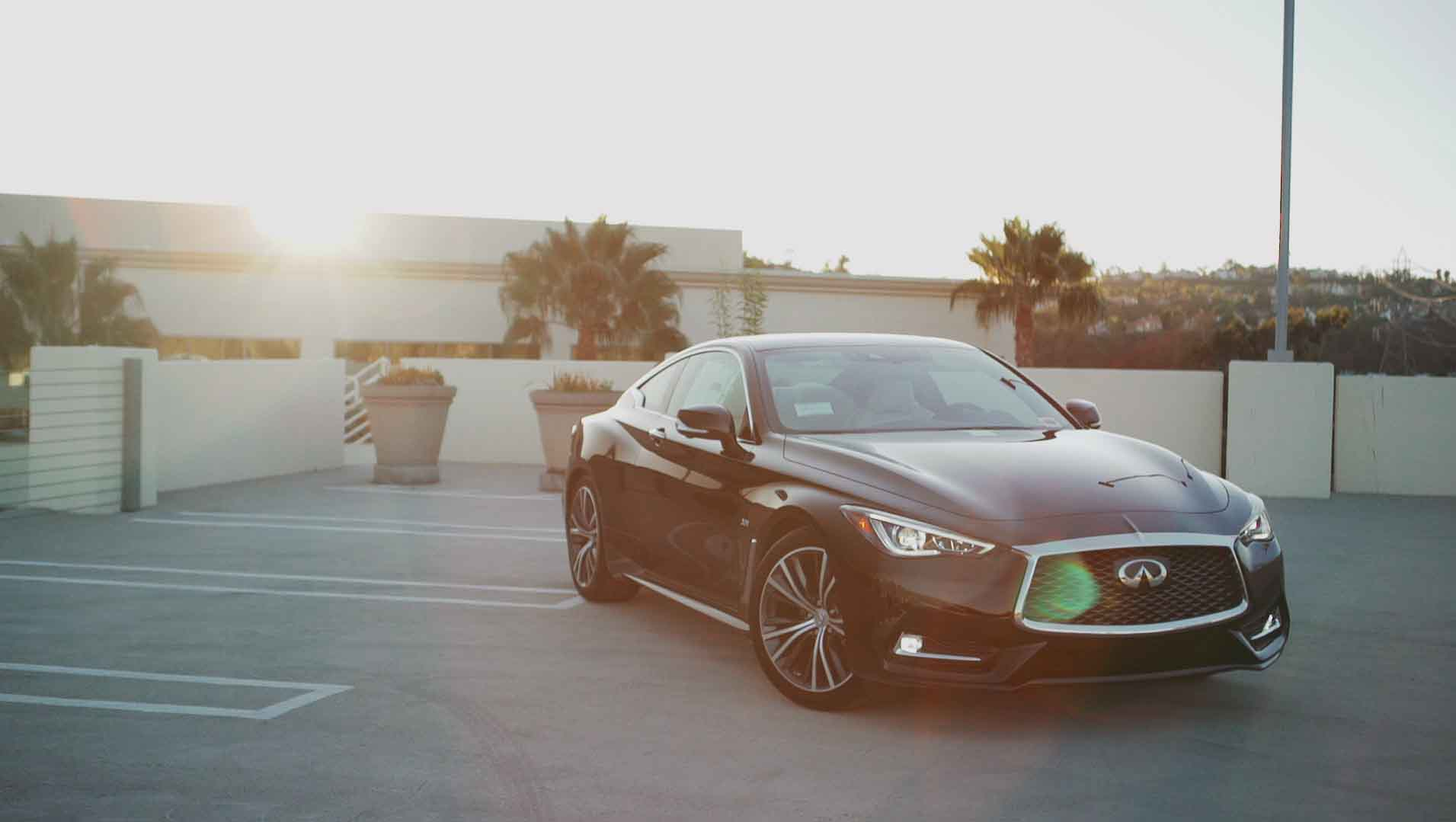 2017 Infiniti Q60 Coupe Video