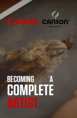 Canon Large Format Printer