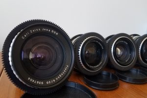 Zeiss PL Lens Kit