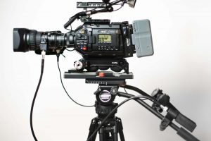 Blackmagic URSA Broadcast Rental Package